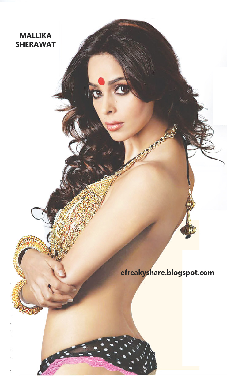 Mallika Sherawat Hot Picture in Bikini