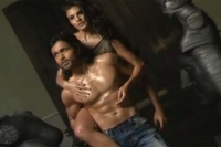 Jacqueline Fernandes Hot Photoshoot Photo for Murder 2 with Emraan Hashmi