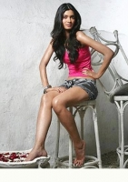 Hot Diana Penty Picture wearing shorts